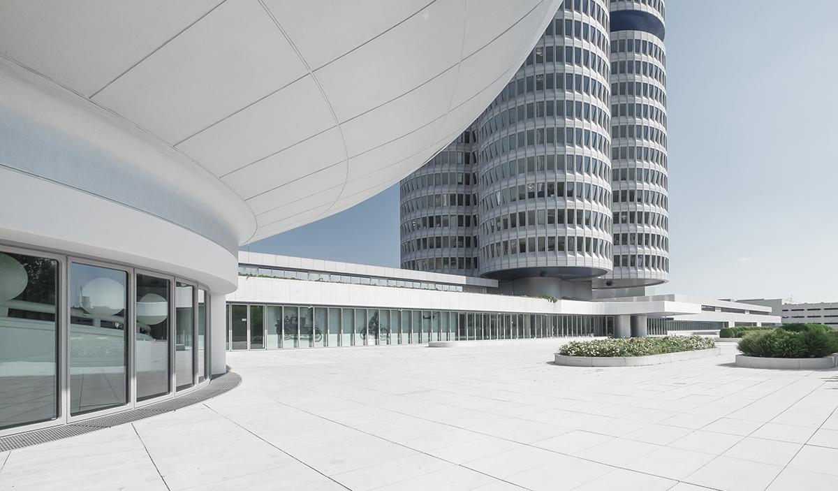 Architekturfotografie-BMW-MUC