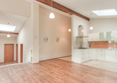 Immobilienfotografie-Bungelow-Wohnbereich