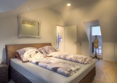 Immobilienfotografie-Schlafzimmer