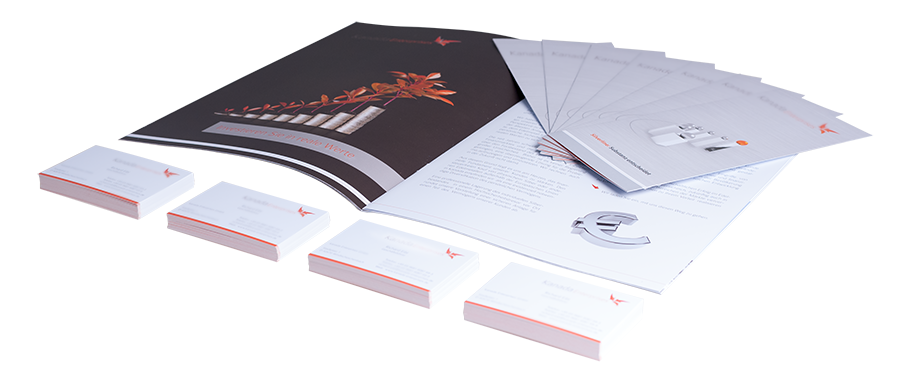 Corporate Design und Print
