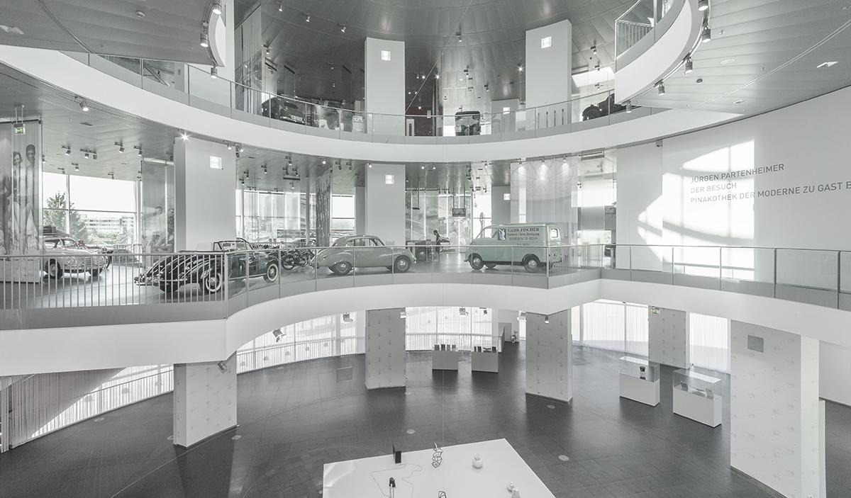 Museumsfotografie-Audi-Museum
