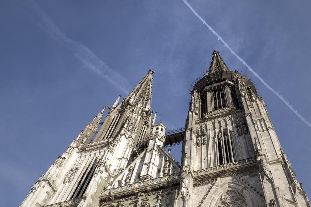 Sakralfotografie Dom Regensburg