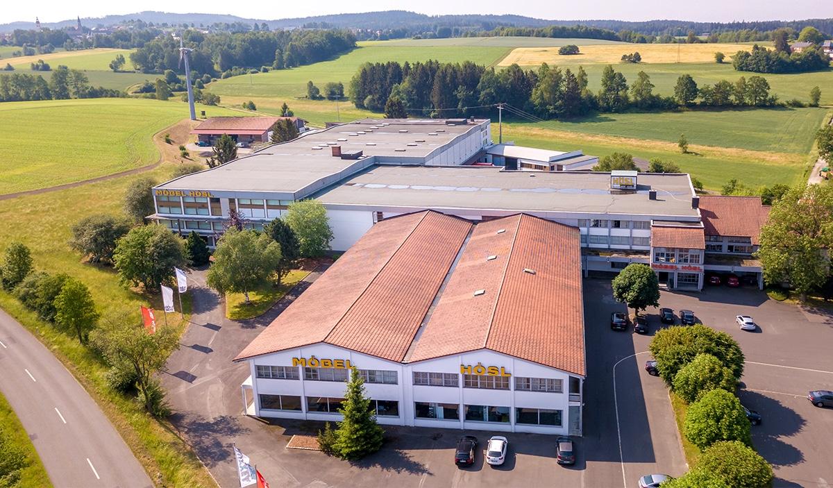 Moebel-Hoesl-Luftaufnahmen